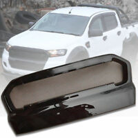 Front Grille Grill Gloss Black For Ford Ranger MK2 PX2 XLT XLS Wildtrak 15 16 17