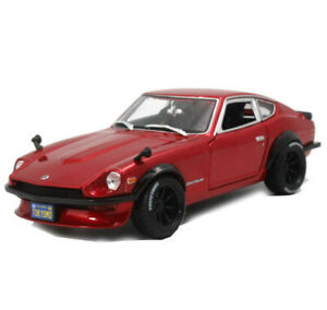 Maisto 1/18 Nissan 1971 Datsun 240Z Diecast Alloy Static Car Model  no box