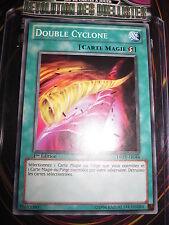 YU-GI-OH! COMMUNE DOUBLE CYCLONE DREV-FR046 1 ERE EDITION NEUVE MINT