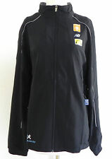New, New Balance Sequence Jacket Size L Black . Reflective  Packable Soft shell