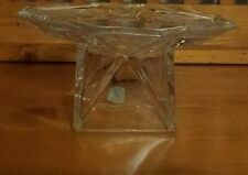 Partylite LARGE DISCOVER HEXAGONAL PILLAR CANDLE HOLDER...ALSO OTHER PILLARS TOO