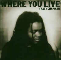 Tracy Chapman Where you live (2005) [CD]