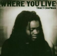 Tracy Chapman Where you live (2005) [CD]