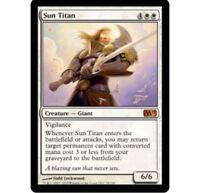 4x Sun Titan M11 No35 MTG Magic Core 2011 English MINT/Unplayed MR card x4