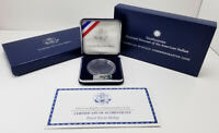2001 P American Buffalo Single Coin Proof Silver Dollar OGP Box w/ COA (NO COIN)