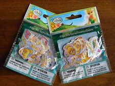 DISNEY Tinker Bell the Fairy - 2 pkgs 104 each Mini Stickers Autocollants New