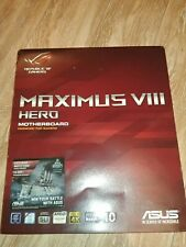 ASUS MAXIMUS VIII HERO, LGA 1151, Intel Motherboard
