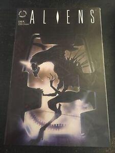 Aliens#3 Incredible Condition 9.4(1990) Beauvais Art!!