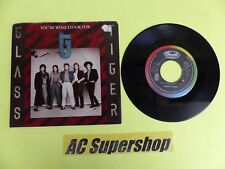 Glass Tiger you're what I look for - 45 Record Vinyl Album 7""