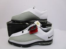 fd664ebe071 Nike Air Zoom TW 2009 Teaching Tiger Woods Mens Golf Shoes White 13w 336053  192