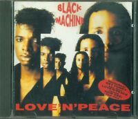 Black Machine - Love'N'Peace Cd Perfetto