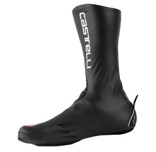 Castelli Cycling Men Ros Shoe cover Black Large L