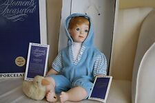 Adam by Judy Berens Moments Treasured Porcelain Doll