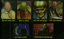 """The OUTER LIMITS (DuoCards/1997) Complete """"MAIL-IN OMNICHROME"""" Chase Card Set"""