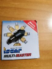 1 embouts ISCAR  multi master MM-ECF45-100-4T06 IC908 nf chanfreiner fraise