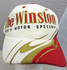 The Winston Lowes Motor Speedway baseball cap hat adjustable snapback racing car