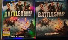 BATTLESHIP, Blu-Ray+DVD+Digital Copy+Ultraviolet