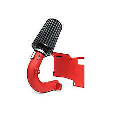 PERRIN COLD AIR INTAKE SYSTEM (FOR 2015+ WRX) - WRINKLE RED