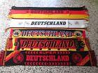 a1 lotto 5 sciarpe GERMANIA football federation calcio scarf germany lot