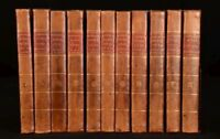 1820 11 Vol Works of Samuel Johnson New Edition Essay Life Genius Arthur Murphy