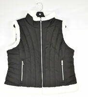 Calvin Klein Performance Women's WaterProof Activewear Vest, Black, Size XL