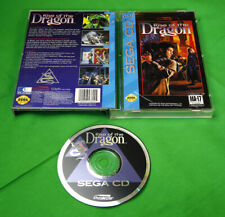 Rise of the Dragon •Sega Genesis CD CDX System/Console •Dynamix Sierra •1994