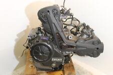 11-17 DUCATI 1198cc DIAVEL ENGINE MOTOR 4,378 MILES