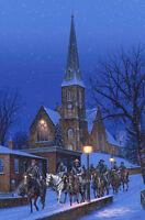The Great Cumberland Raid by John Paul Strain - Signed Classic Canvas Giclée