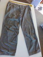 mens Colorado Pants, Size 40/102cm, Green, 100% Cotton