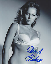 Ursula Andress HAND Signed 8x10 Photo, Autograph, James Bond