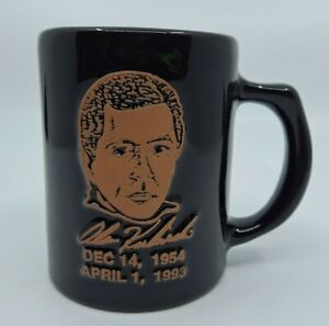 Alan Kulwicki 1992 Winston Champion Coffee Mug Memorial Limited Edition #ed 1987