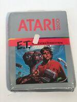 ET Extra Terrestrial Atari 2600 video game MIB sealed 1982