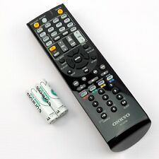 ONKYO RC-837M Genuine Remote Control | AV Receiver | FREE Alkaline Batteries