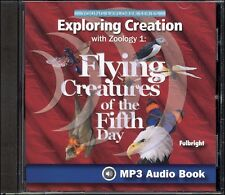 Apologia  Young Explorers Zoology 1: Flying Creatures MP3 Audio CD