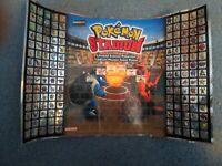 Nintendo Pokemon Stadium Blockbuster Poster Limited Collector's Edition