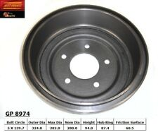 Brake Drum fits 1987-2000 Ford Bronco,E-150 Econoline,E-150 Econoline Club Wagon