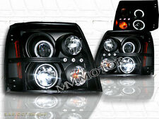 2002-2006 CADILLAC ESCALADE CCFL HEADLIGHTS 2005 2004