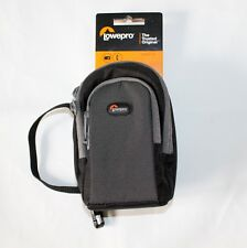 LOWEPRO Portland 30 Compact Camera Case with Zip Closure Grey