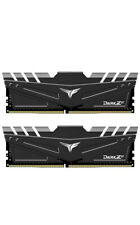 TEAMGROUP T-Force Dark Za (Alpha) (for AMD Ryzen) 32GB Kit (2 x 16GB) 3200MHz...