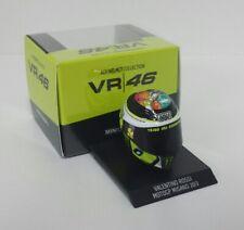 Valentino Rossi MOTOGP Misano 2013 AGV Helmet 1 10 MINICHAMPS