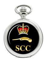 Sea Cadets SCC Beutel Abzeichen Taschenuhr