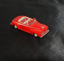100% HOT WHEELS 1946 '46 FORD CONVERTIBLE CLASSIC CAR ADULT COLLECTIBLE DIE CAST