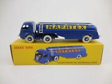 Camion Panhard + semi-remorque NAPHTEX - ref 32 CB / 32CB de dinky toys atlas