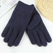 Super Soft Polar Fleece Gloves Warm Gloves For Men Cold Winter Outdoor Activity
