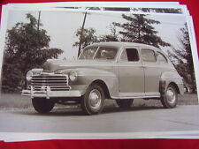 1947 MERCURY CANADIAN MONARCH   BIG 11 X 17  PHOTO   PICTURE