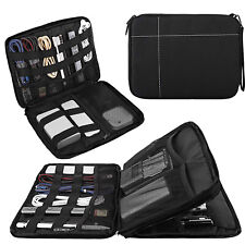 MoKo Universal Cable Electronics Accessories Organizer Storage Management Bag