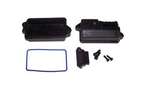 Traxxas 24054-4 Bandit XL5 Buggy Waterproof 2 - Piece Receiver Box w/ Screws