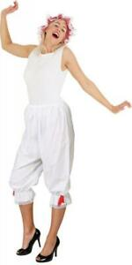 Nacht Hemd Schlaf Anzug Schlafhemd Pyjama Kostüm Kleid Rüschenhose Schlafhose