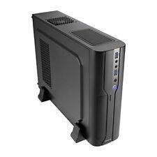 Dpdea19035 Tacens ORUM III Case Slim Micro Atx-mini ITX - Black