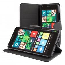 Microsoft LUMIA 640 Dual 640 LTE Wallet Flip Phone Case Cover Magnet Bag Bumper